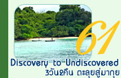 Discovery to Undiscovered